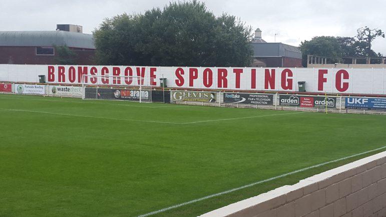 Cameron Peters Joins Bromsgrove Sporting On Loan